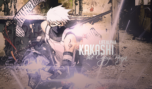 Kakashi Sig. [Another Warm Up] by LifeAlpha