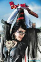Cosplay bayonetta / Michela cosplay by Michela1987