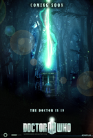 Doctor Who Film - Fan Poster by SuperDude001