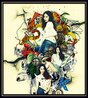 [Free Size] Krystal Jung by huyetniufire