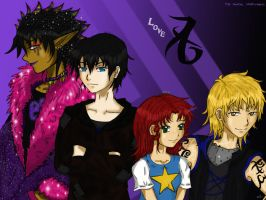 The Mortal Instruments by Empress-Cheese-Cake
