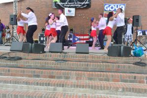 Puerto Rican/Latin Festival, Teen Couple Boogie3 by Miss-Tbones