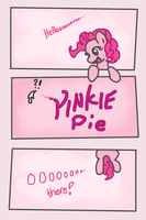 Pinkie Panel by ijustloveit619