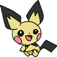 172 - Pichu by Tails19950