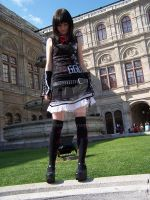 Student gallery - Punk Lolita by fayedilion