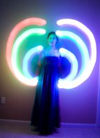 Light experimentation 3 by Sinned-angel-stock