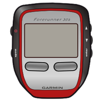 Garmin Forerunner 305 SVG by AndroMan28