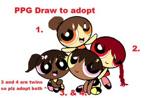 PPG draw to adopt by sams-adopts