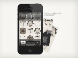 iPhone Wallpapers by e-emoo