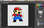 marioWIP2 by Andrea-Perry
