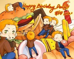 HAPPY BIRTHDAY  TO DEAN by foxtiger1990