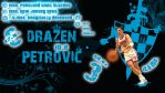 Drazen Petrovic New Jersey Nets Wallpaper by BalkanskiSuperModel