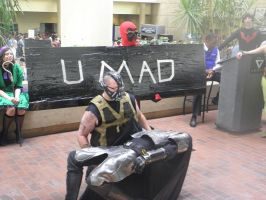 Otakon 2012 - How TDKR Should've Ended by mugiwaraJM