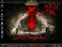 WoW Desktop by fanchielover15