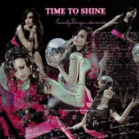 Time To Shine by loveelydesigns