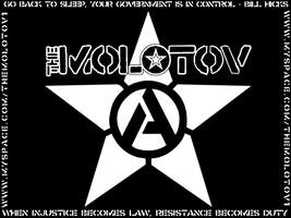 TheMOLOTOV-B-and-W-Desktop by scart