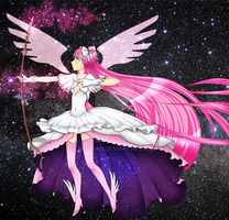 Goddess Madoka - She died for our sins. by Nephiam