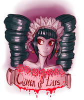 Queen of Liars by ghostlycrab