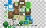 Tileset by Zeo. by Zeo254