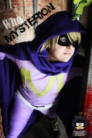 SP- Mysterion Cosplay by MystralCasterial