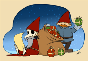A Bonebird Before Christmas by smokewithoutmirrors