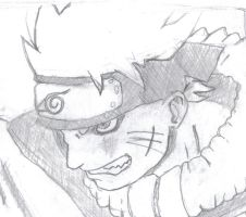 Quick Sketch - Naruto by Texas-Grizzly2007
