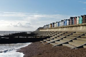 Felixstowe seafront by PhilsPictures