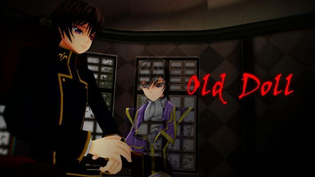 MMD: lelouch - Old Doll (Code Geass) video by shadowaya4ever