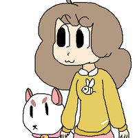 Bee and puppycat by Jaziziplz