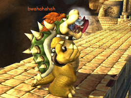 Bowser inside story by bowser90