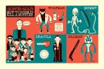 Monster Squad by Montygog