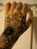 hand art 9 by Drantis
