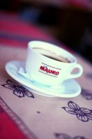 Quick Coffee in Wroclove. by Almy