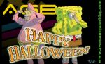 Happy Halloween from AGB by ArtistAbe