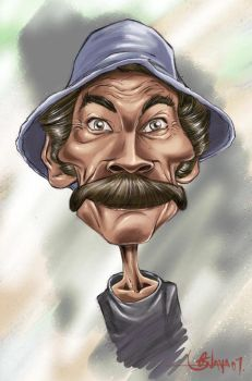 Don Ramon color by osnaya