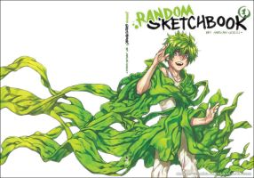 Random Sketchbook 1: Cover by Megan-Uosiu