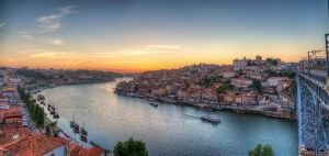 Porto - panorama II by roman-gp