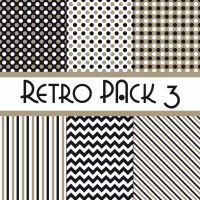 Free Retro Pack 3 by TeacherYanie