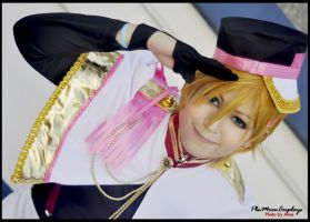 STARISH : Syo Kurusu Cosplay by plu-moon