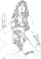 Wonder Woman by Deilson