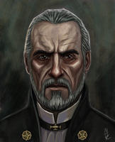 Dooku by Mornardel