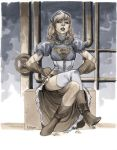 Steampunk Supergirl - Wizard World Chicago 2012 by MahmudAsrar