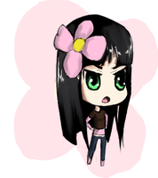 Chibi Flower by FakingMe