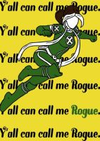 Rogue by blindfaith311