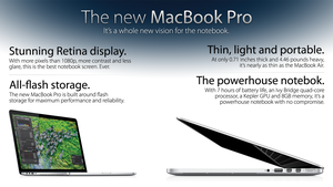 The New MacBook Pro by theIntensePlayer