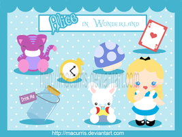 alice in Wonderland by macurris