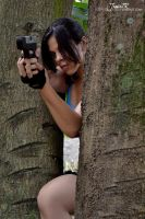 Lara Croft_ready for action by Jessie-TR