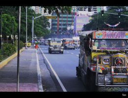 Jeepney by xTenx