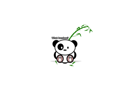 What bamboo? by D4Nart