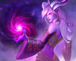 Hearthstone - Embrace the Shadow by rzanchetin